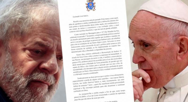 Carta do Papa ao Lula - o que é Verdade e o que é Narrativa?