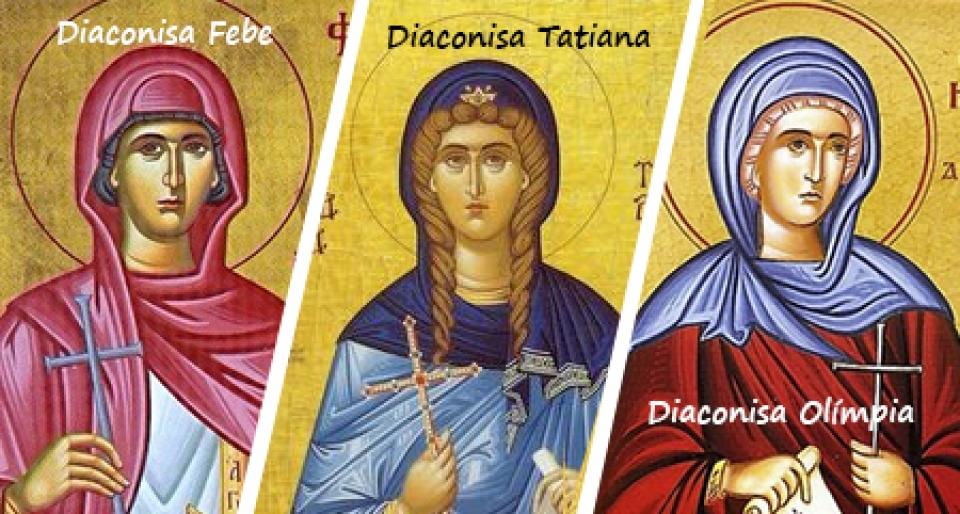 Resultado de imagem para Diaconisas na Igreja primitiva