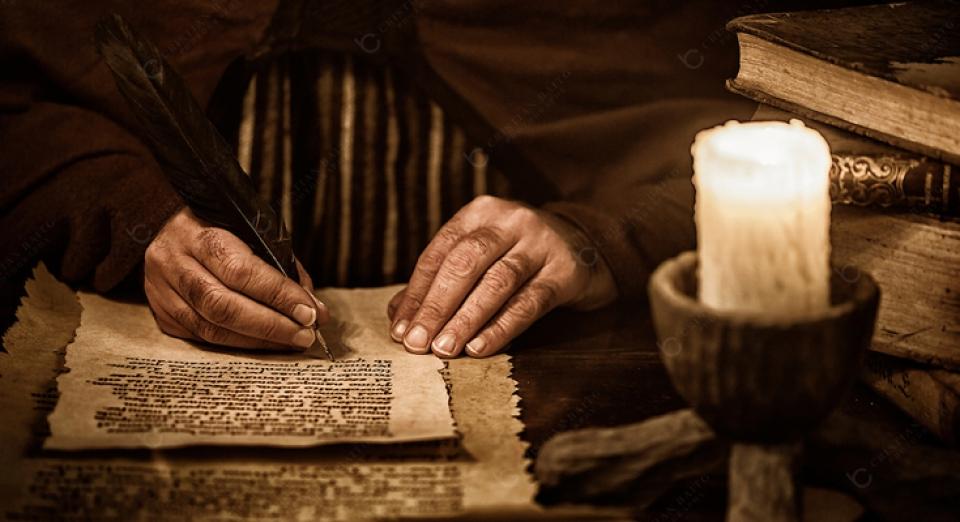 Catelivros - E se a sua vocação fosse escrever?
