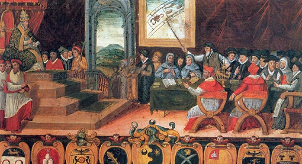 Papa Gregório XIII – O homem do calendário - O Catequista